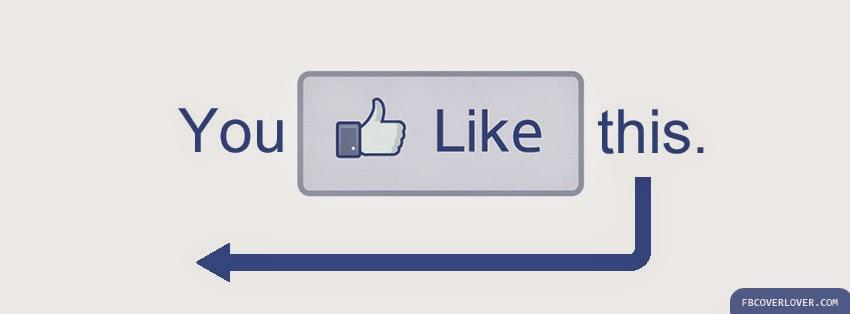 gambar kronologi facebook keren you like this