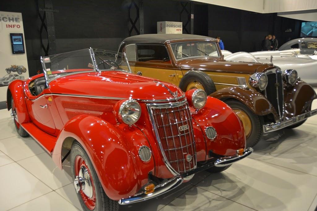 Autoworld Jubelpark Brussel Audi