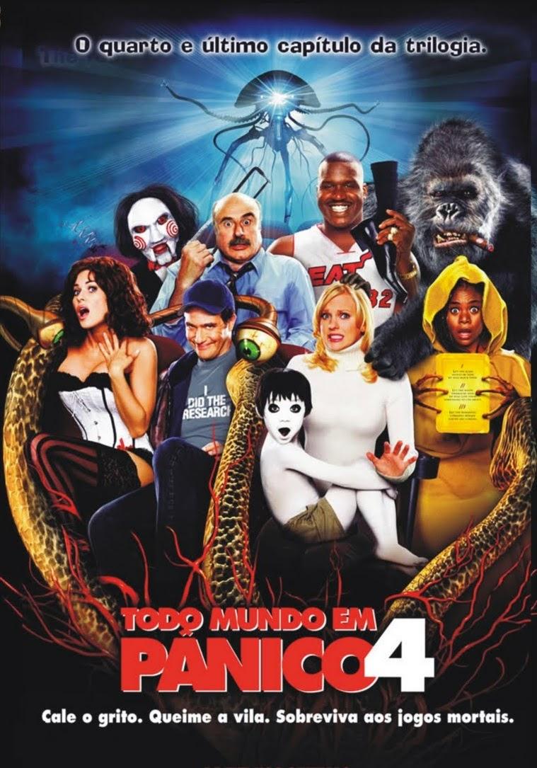 Todo Mundo em Pânico 4 – Dublado (2006)