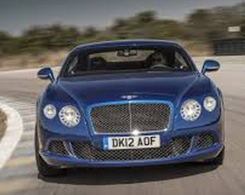 Bentley Continental GT W12 0-60