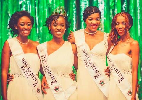 Miss Earth Zimbabwe 2014