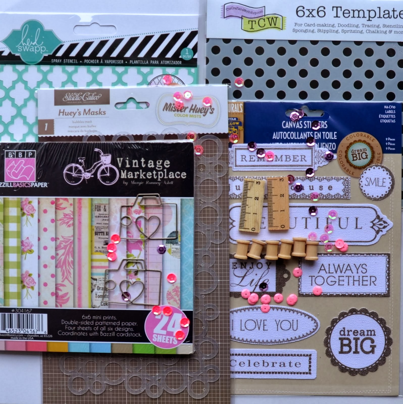 Scrap It Girl November challenge - win this!