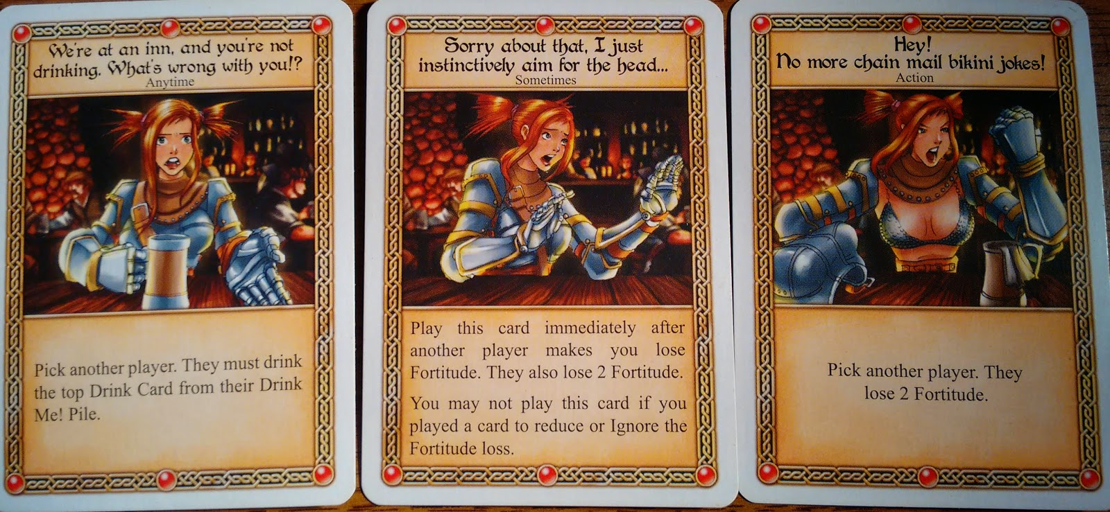 how to play red dragon inn
