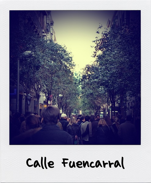 Calle-Fuencarral-Madrid