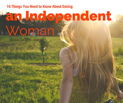 tips for dating a independent woman