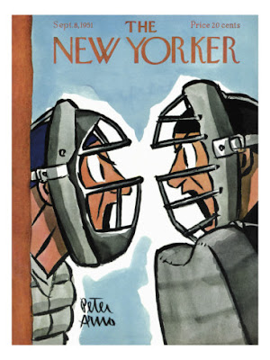 The New Yorker Cover - September 8, 1951