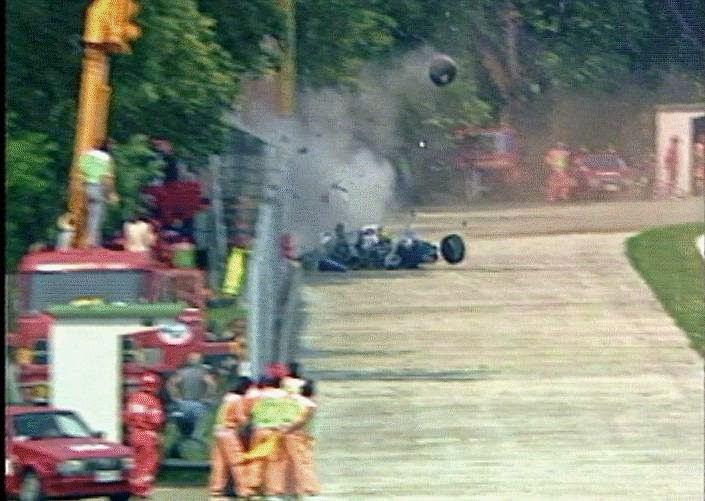 Acidente de Ayrton Senna