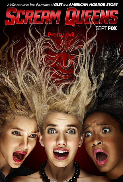 Nuevo póster de 'Scream Queens'