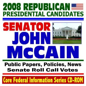 john mccain as 2008 presidental candidate essay The united states presidential election of 2008 was the 56th  tally ever won by a presidential candidate  2008 and endorsed john mccain) ron paul, us.