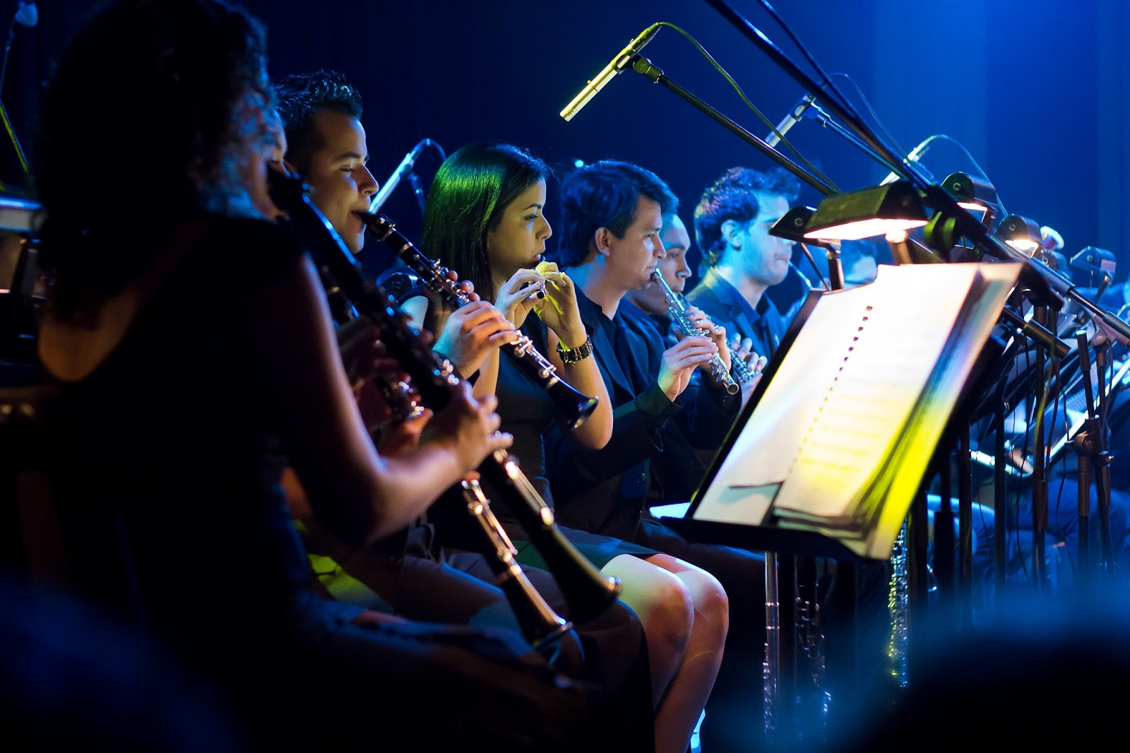 Conservatorio de m sica sim n bol var una gala musical for Conservatorio simon bolivar blog