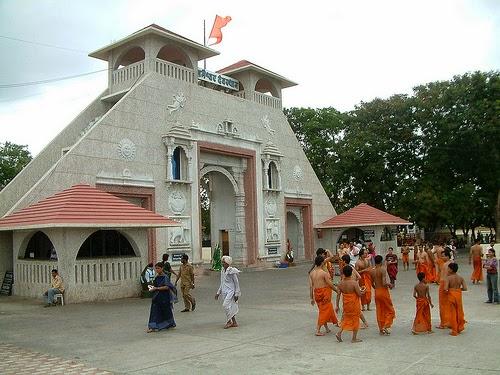 Area of  Shani Shingnapur