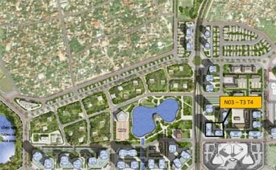 Chung cư Hà Nội sôi động bởi hàng loạt dự án mới tại khu Ngoại Giao Đoàn