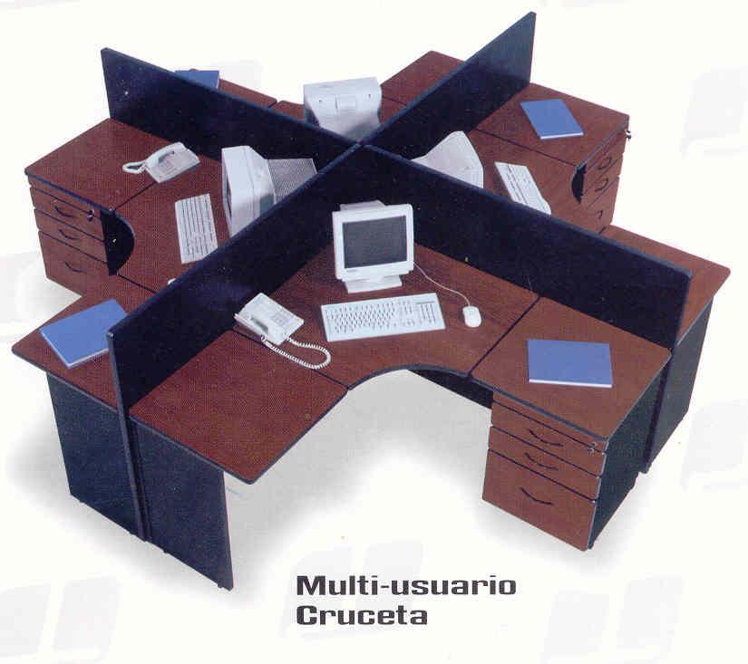 Muebles de oficina muebles de madera mobiliario de for Medidas de muebles para oficina