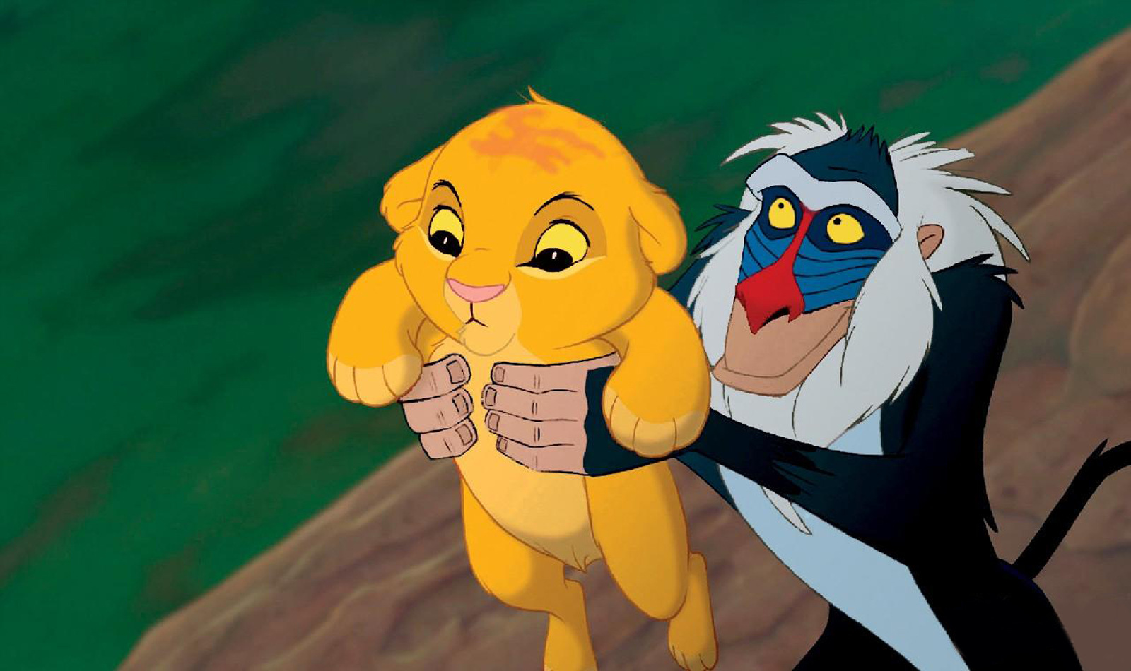 simba the lion king and other characters hd wallpapers