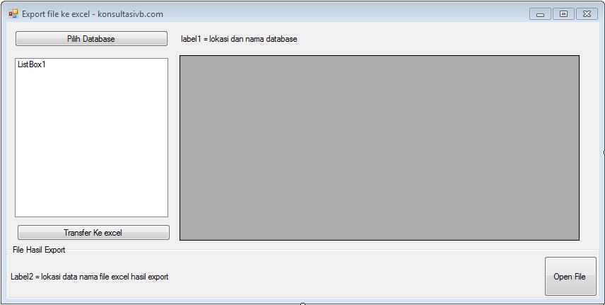 Vb.Net Openfiledialog Not Opening File