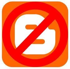 Blogger bị chặn