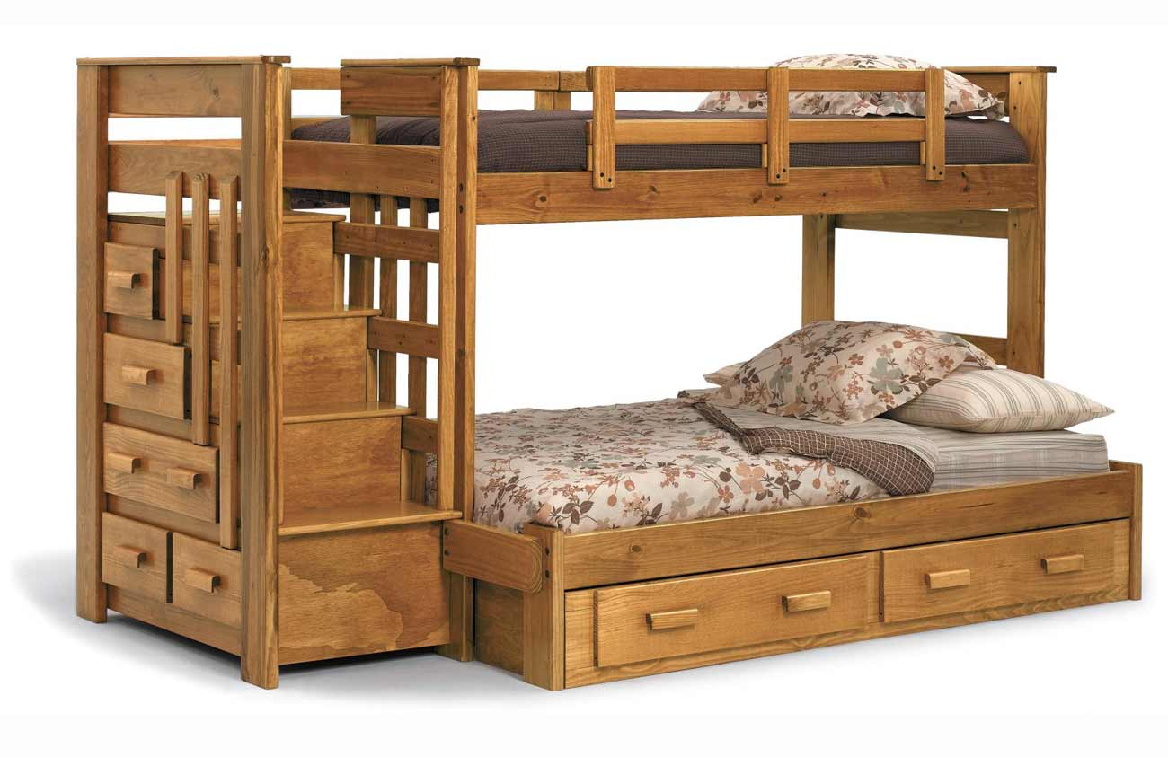 Best Bunk Beds: Childrens Bunk Beds With Stairs