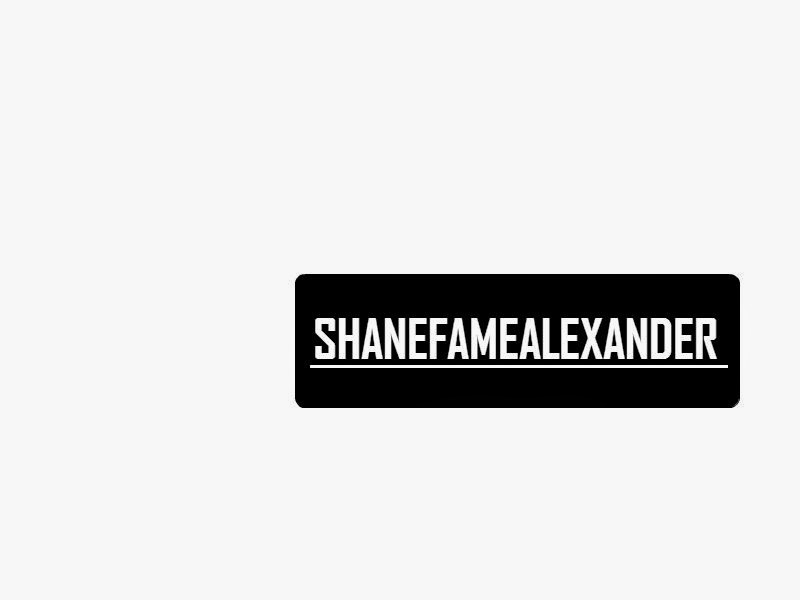 official home of shane alexander.