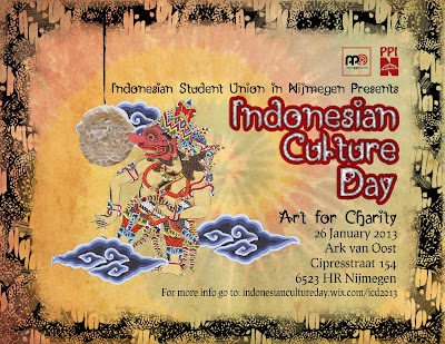 Soon: Indonesian Culture Day 2013