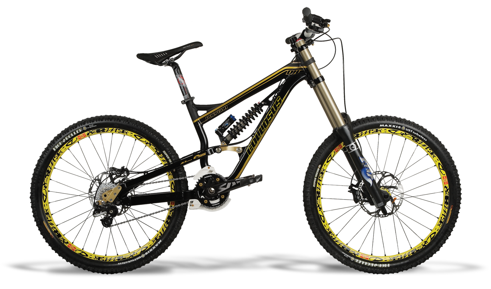 Alat transportasi masa kini: Sepeda gunung