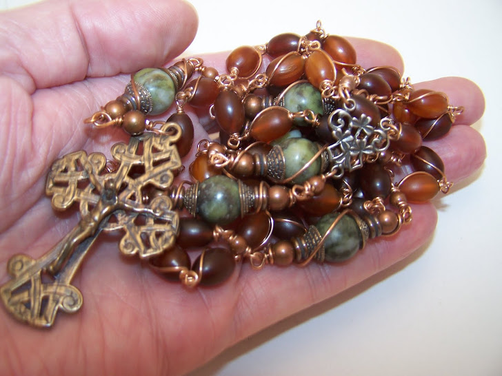 No. 23.  Irish Shephards Rosary