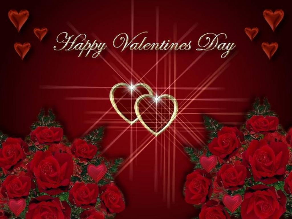 Free Download Wallpaper Hd Happy Valentines Day Greeting Wishes