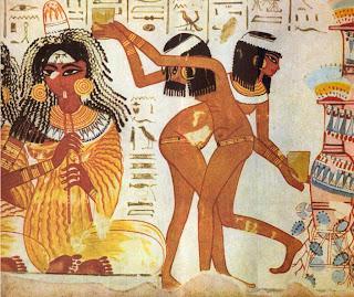 Elaboración de la cerveza en el Antiguo Egipto