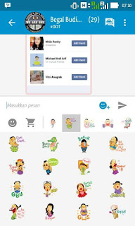 Download BBM Backup Sticker Versi 2.9.0.51