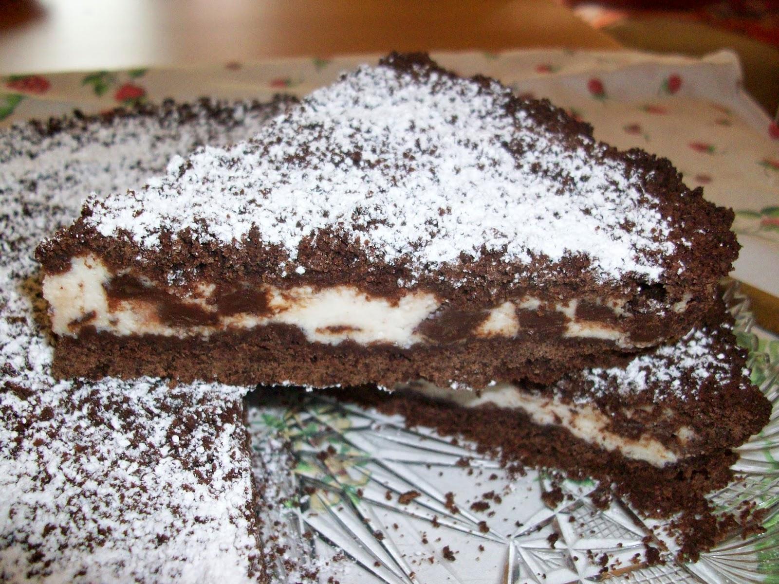Un Po Dolce E Un Po Salato Sbriciolata Al Cacao Con
