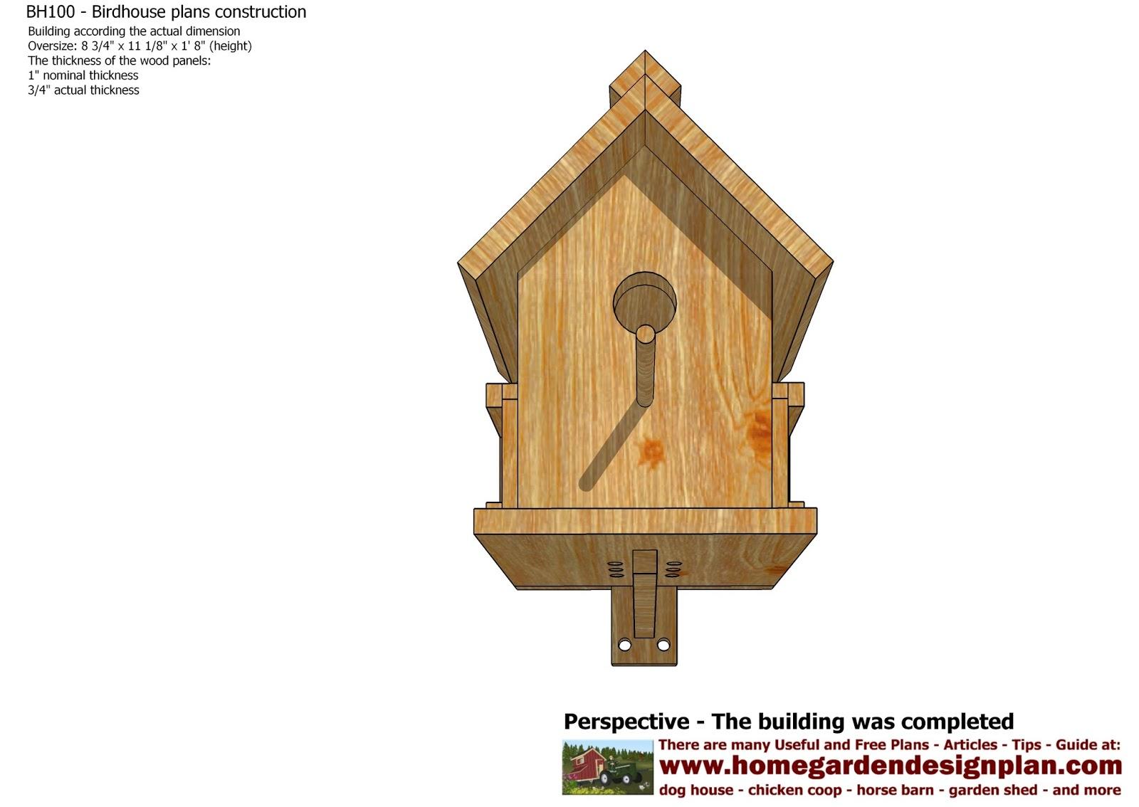 Home garden plans february 2012 for Building a quail house