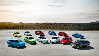 Η SEAT παρουσίασε αύξηση πωλήσεων 8.2% κατά το πρώτο εξάμηνο του 2015
