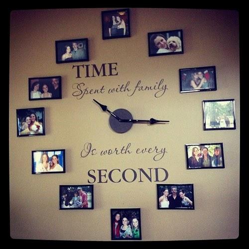 El emegi hediyeler surprizinvarcom surpriz icin dogru for Wall clock decorating ideas