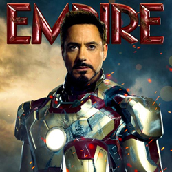 Iron Man 3 en Empire Magazine