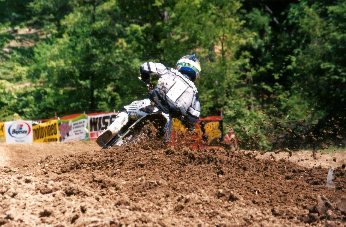 Ricky Carmichael - High Point 1999