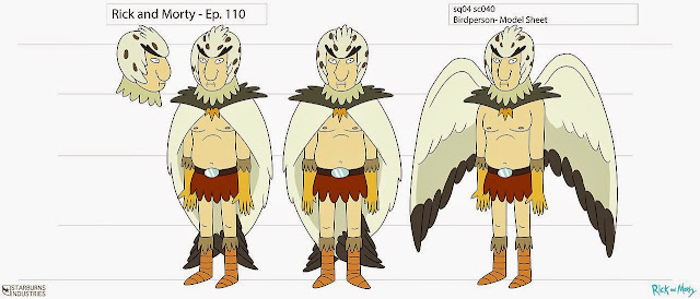 I'm predicting this shit now: Birdperson spinoff to debut on Adult Swim in 2016. Pass it on.