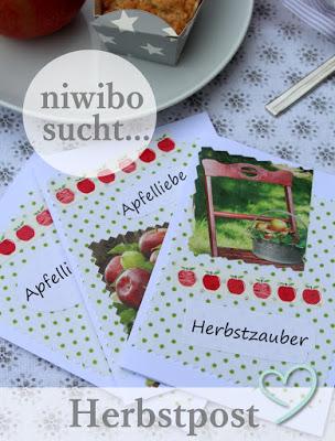 Herbstaktion bei niwibo