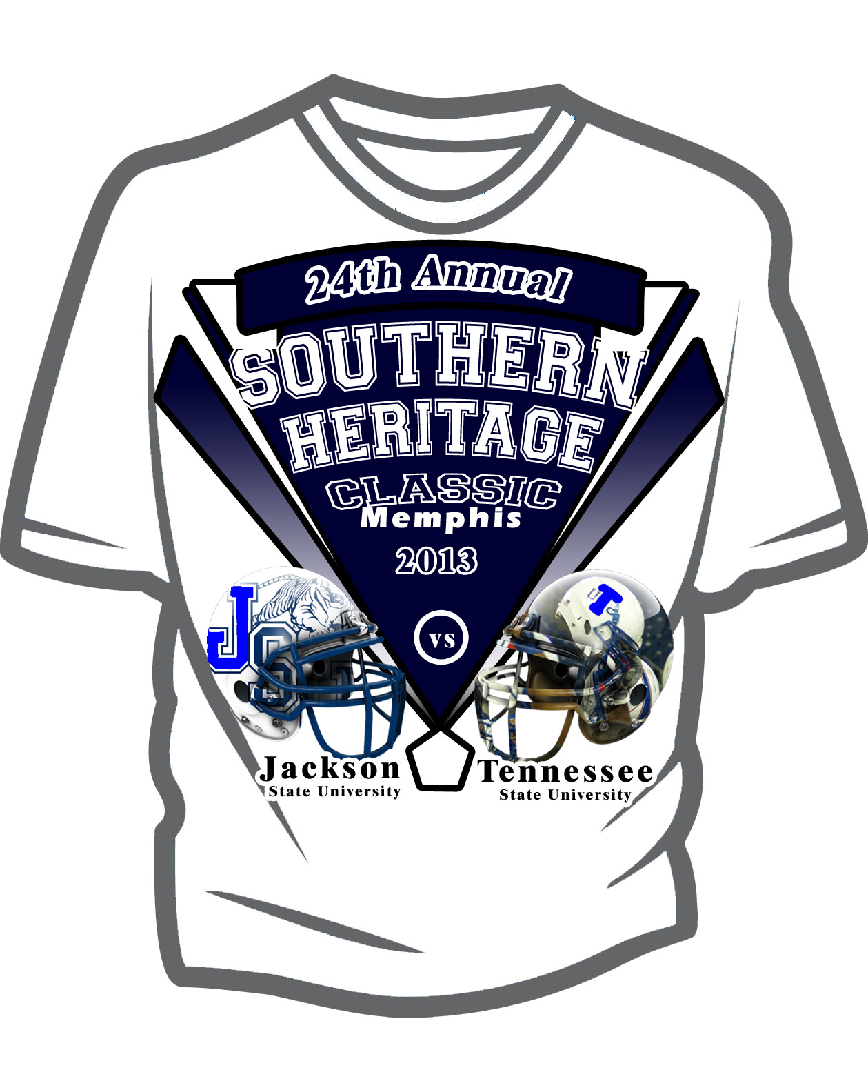 southern heritage classic tee shirts 2013 black college