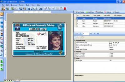 Software untuk mendesain ID Card, kartu nama, kartu pos, kartu bisnis, label, dan semacamnya. Karena itu benda yang sering kita jumpai saat sekolah, kerja, bimbel