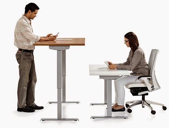 Adjustable Height Workstations