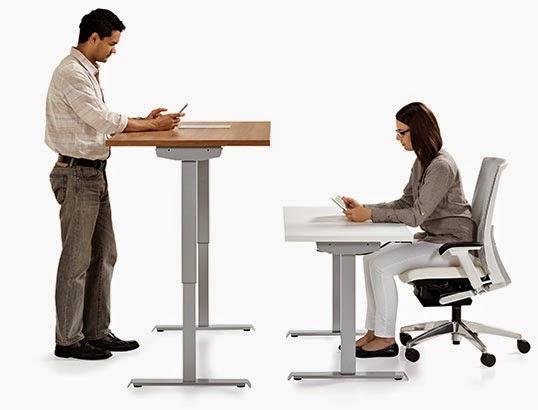 Adjustable Height Workstations