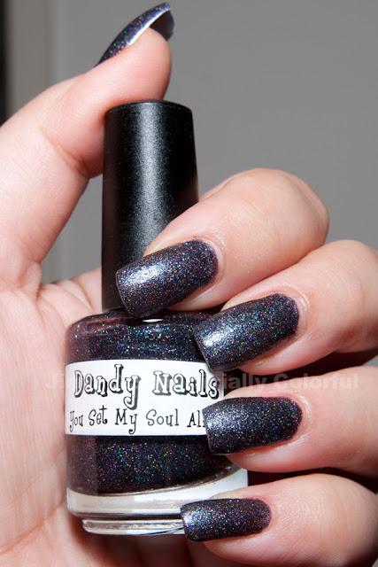 Dandy Nails - You Set My Soul Alight