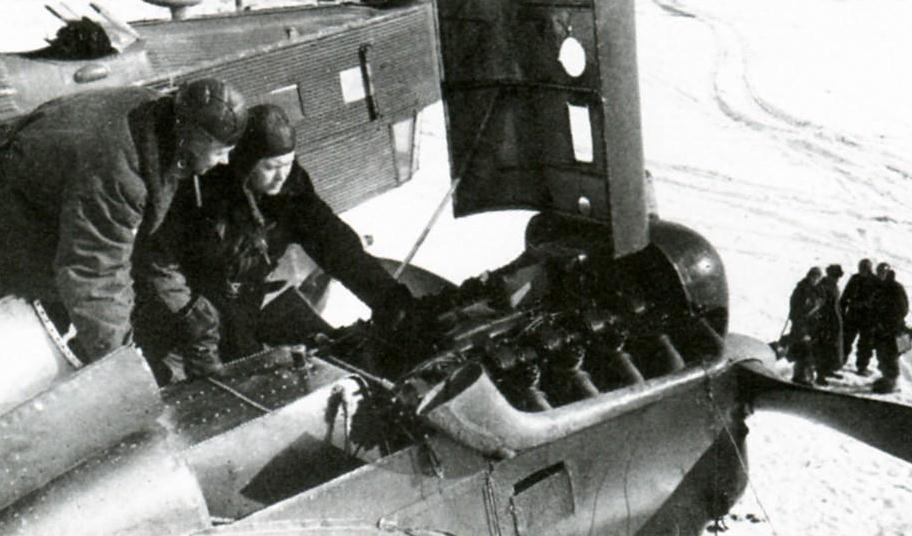 двигателя М-17