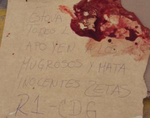 Girl Beheaded by Drug Cartel