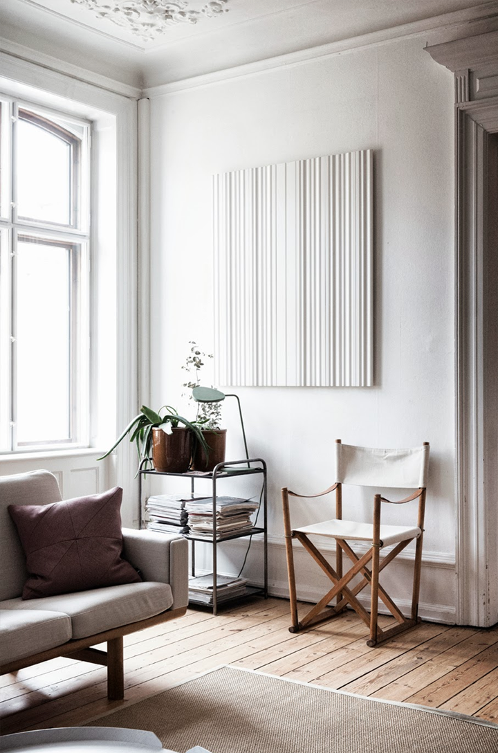 HOW THE GRAPHIC DESIGNER LIVES | Fresh Home Ideas