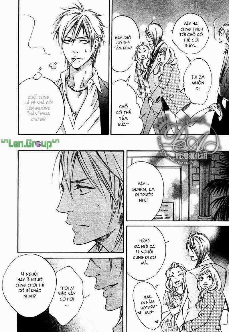 Kizutsuite Romance Manga chap 2 - Trang 22