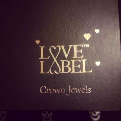 Love Label Nail Varnish quartet gift box