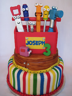 Cake Decor And More 1220 Wien : Heather s Cakes and Confections: Handy Manny