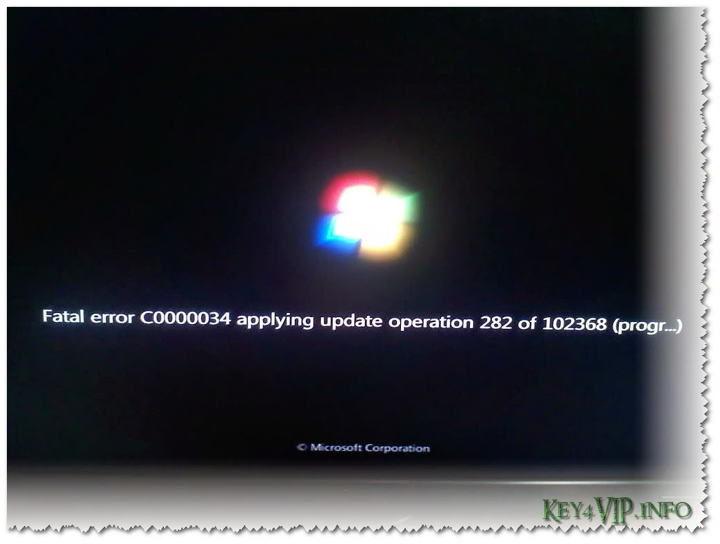 How to fix Fatal error C000003A applying update operation,hướng dẫn fix lỗi Fatal error C000003A applying update operation.....