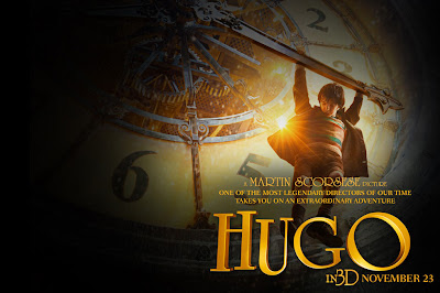 Hugo Cabret, a fantasy adventure movie directed by Martin Scorsese