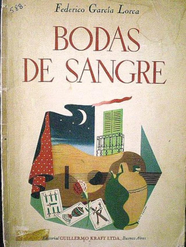 Reseña Bodas de Sangre , Federico Garcia Lorca